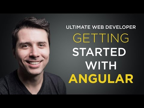 AngularJS Tutorial: [#1] Welcome! - Getting Started with AngularJS ...