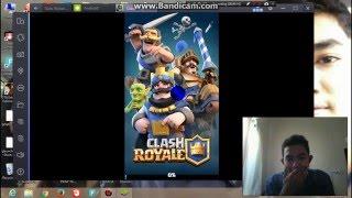 Gambar cover clash royale on laptop - cara mainin di laptop