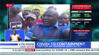 COVID 19 Containment: Social distancing remains a mirage at the Likoni Ferry