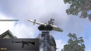 Call Of Duty - 4: Modern Warfare - основное оружие + секрет имба - пушки