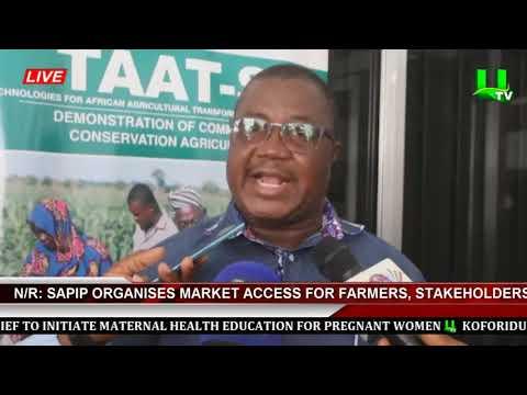 N/R: SAPIP Organises Market Access For Farmers, Stakeholders