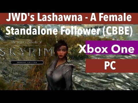 Skyrim Vampire Appearance Mod Xbox