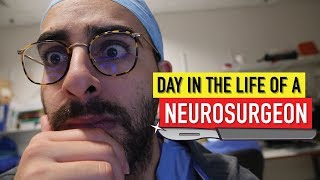 Day in the life - Neurosurgeon on call