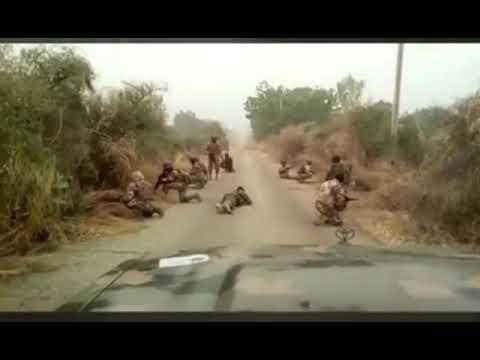 Nigerian Army ambushed by Boko Haram insurgency