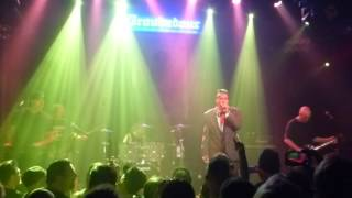Faith No More (Chuck Mosley & Friends ) - The Jungle (The Troubadour, Los Angeles CA 8/20/16)