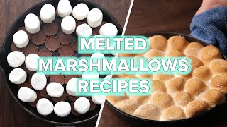 5 Marshmallow Recipes That Will Melt In Your Mouth • Tasty