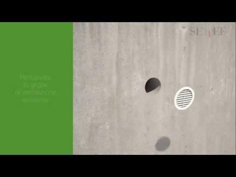 SETTEF - Come gestire le griglie di ventilazione nei sistemi a cappotto