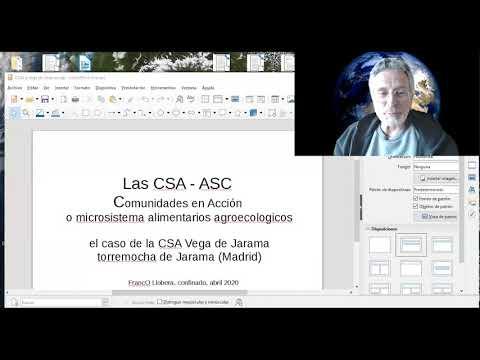 Buena Práctica de Innovación Social Rural: CSA Vega del Jarama - Curso Agente Rural de Innovación Social ante la Despoblación