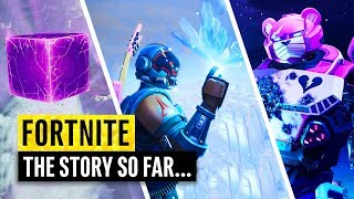 Fortnite | The Story So Far... All Live Events and Cinematics (Season 0 – Season X)