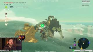 Zelda: BotW How to kill a Lynel. Silver Lynel. Tips n hints from me :)