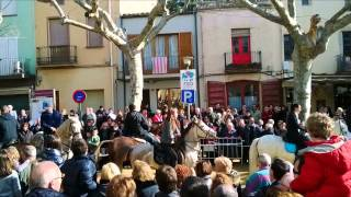 preview picture of video 'Fira Tres Tombs Arenys de Munt 2014'