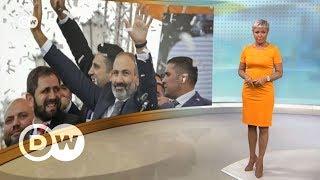 В Армении выбрали Пашиняна и перемены, а в России Путин выбрал Медведева (08.05.2018)