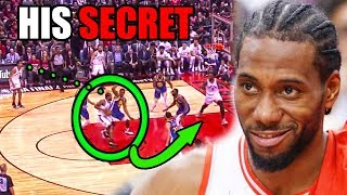 The REAL Reason Why Kawhi Leonard Is SO Good in the NBA Playoffs (Ft. Raptors, Jordan, NBA Finals)