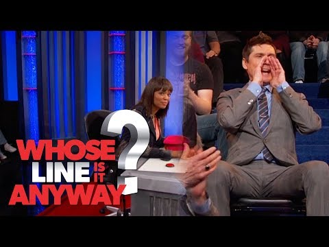 Scénky z klobouku: Co neříkat nahlas - Whose Line Is It Anyway?