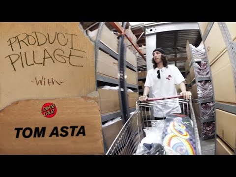 Product Pillage! Tom Asta raids the NHS Warehouse