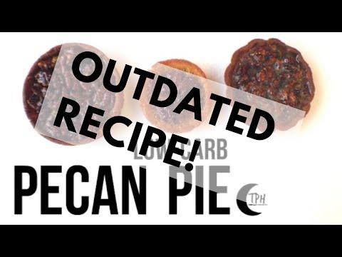 Keto Pecan Pie   Low-Carb Pecan Pie Recipe   How to Make Sugar-Free Pecan Pie