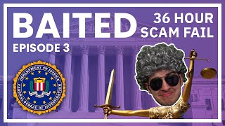 Four Scammers Wasted 36 Hours On Me   Baited Ep. 3 (The One With The Court Case)