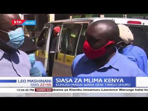 Siasa a za Mlima Kenya: Wananchi wa Nyeri wamjibu Raila, wasema hawana deni la kiasisa naye