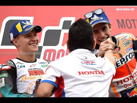 Best Moments - 2019 MotoGP - Motul Grand Prix of Japan - Michelin Motorsport
