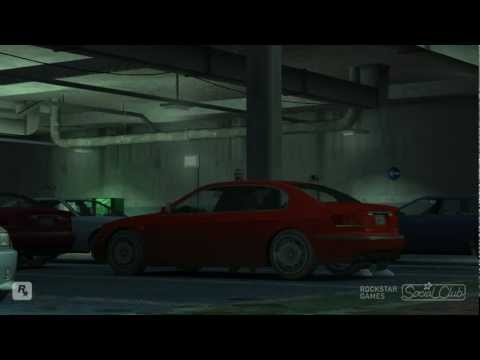 GTA IV TBOGT Funny Moments 3 HD