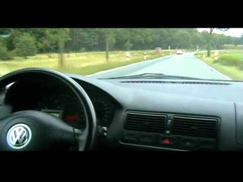 Golf 4 V6 4 Motion mit Garrett GT35 Turbolader 542 PS