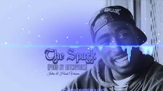 2Pac Type Beat | The Spark / Intro & Hook Version  (Prod By RitchVibes)