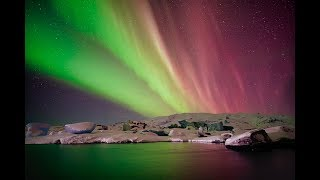 Winter Iceland and Northern Lights