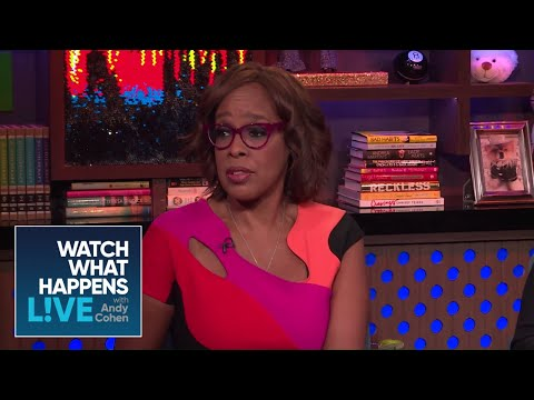 , title : 'Gayle King On Friend Charlie Rose | WWHL'