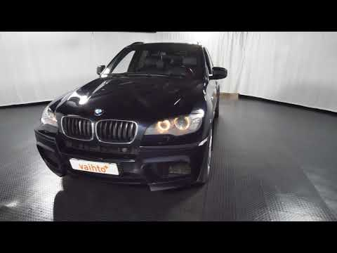 BMW X5 M Aut. E70 SAV - Navigointi - Hifit - HUD - 555 hv, Maastoauto, Automaatti, Bensiini, Neliveto, AOZ-162