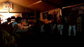 13 Dahlie rallye Kamieň - tanec salza