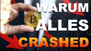 Ist der Krypto-Markt zum Absturz
