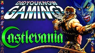 Gambar cover Castlevania - Did You Know Gaming? Feat. Remix of WeeklyTubeShow