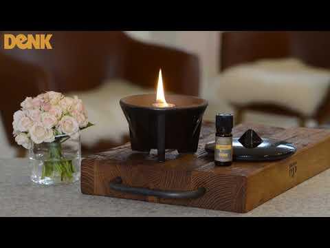Entspannungsset Schmelzfeuer Indoor CeraLava®