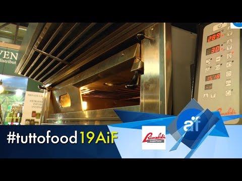 Professional electric ovens for pizzerias Rinaldi Superforni