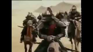 Тюрки! Битва! Türklar