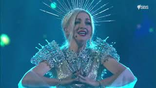 WINNER - Kate Miller Heidke - Zero Gravity (Eurovision 2019 Australia Decides) | LIVE GRAND FINAL