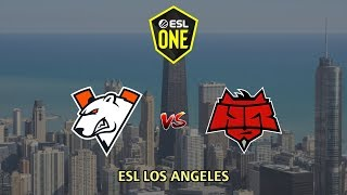 Virtus Pro vs Gambit - ESL One Los Angeles