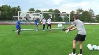 Senioren U19 U17 U16 Torhüter 2