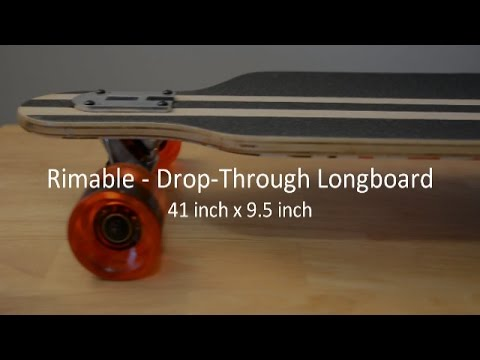 Rimable – Drop-Through Longboard 41 inch Review