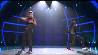 Whatcha Say - So You Think You Can Dance - Ashleigh & Jakob