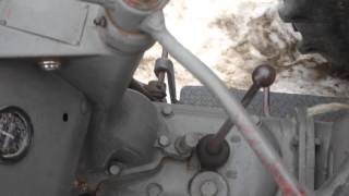1944 2N Ford Tour and Controls