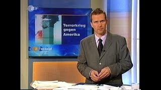 ZDF Live-Nachrichten Am 11. September 2001 Von 19:00 Uhr Bis 23:54 Uhr