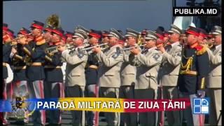 Parada Militară de Ziua Independenței Republicii Moldova