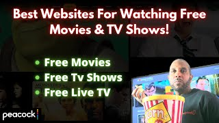 Watch Free Movies And TV Show On Your Computer With Peacok TV