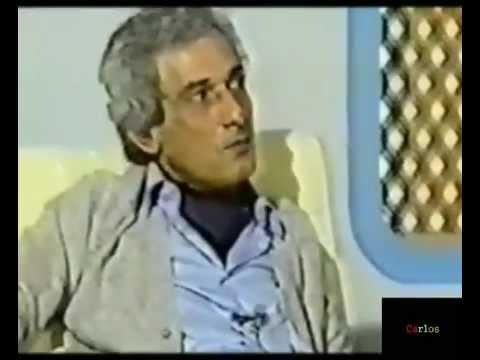 بالفيديو..حوار نادر مع رسام الكاركاتير الشهيد ناجي العلى