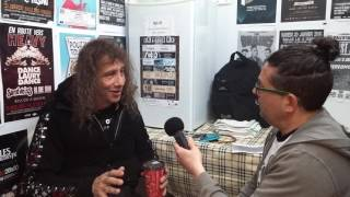 Interview with Lips from Anvil - Boulevard Brutal