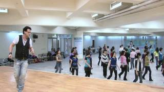 Too Hurt To Dance - 2011 Taipei IJW Line Dance Workshop (Dance & Teach)