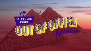 Kalani is #SoOutOfOffice with Yahoo Mail