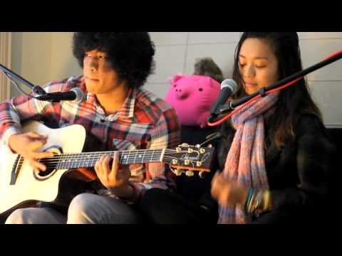 Kai and Alfy - Amy Winehouse/The Zuttons - Valerie Cover