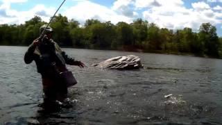 Рыбалка на дальнем востоке горные реки